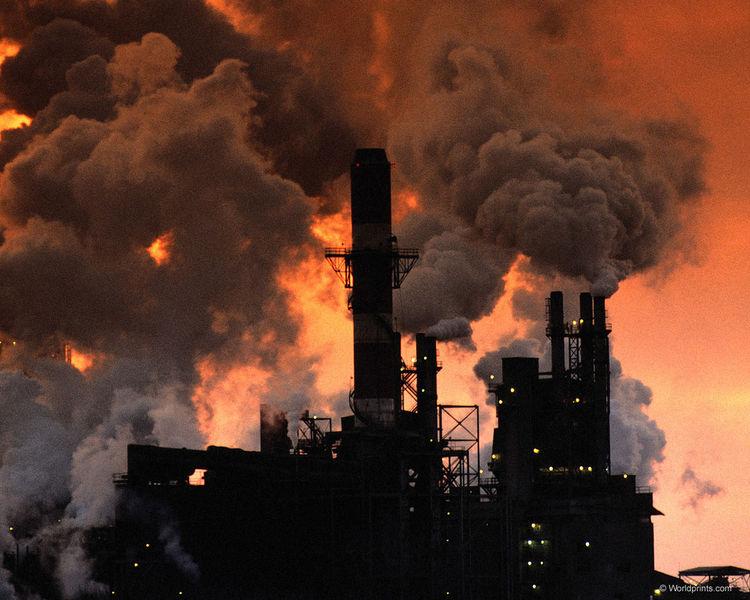 Защита окружающей среды Атмосферный воздух является самой важной жизнеобеспечивающей природной средой и представляет собой смесь газов и аэрозолей приземного слоя атмосферы